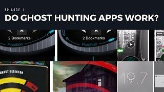 Do Ghost Hunting Apps really work? (Episode 1)