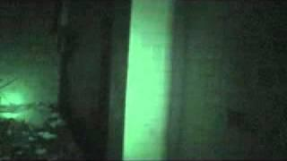 Clark Hospital Ghost Hunting Part 2