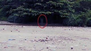 Scary Videos | Ghost Sightings In Haunted Beach | Ghost Caught On Tape | Best Videos