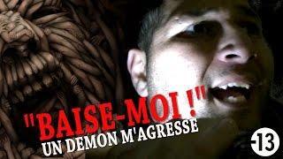 UN DÉMON M'AGRESSE ET ME DIT BAISE-MOI ! (Chasseur de Fantômes) Explorations Nocturnes Urbex Hante