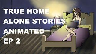 True Home Alone Stories Episode 2 Animated