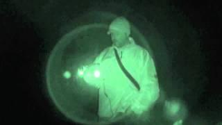 SCARY GHOST INVESTIGATION IN HAUNTED AIRFIELD