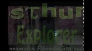 G.E.T untersucht Schloss Erichsburg (Teil 1)