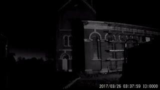 (CRAZY) PARANORMAL ACTIVITY AT OLD HOSPITAL GROUNDS AND CHAPEL