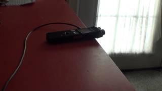 doing raw evp session cant promise i got voices