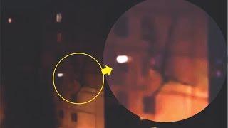 Mutante filmado en un edificio Ruso   LA VERDAD !! @OxlackCastro