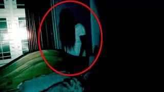 Shocking Paranormal Activity Captured From Abandoned Building !! Scary Videos