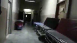 Fantasma captado en hospital de honduras