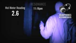 Paranormal Activity at the Bissman Building. Mansfield, Ohio. Clip 1 of 5: 04.20.13