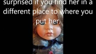 Coming Soon Madeline the Haunted Doll.??