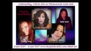 Dead Air Paranormal Radio: PKA Psychics Go Live