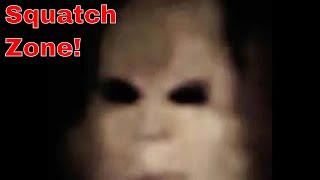 Sky Watch Report and White Bigfoot Report in the Squatch Zone!!!