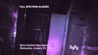 Ghost Hunters Sneak Peek - Jason Hears a Whistle