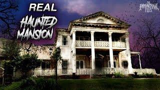 """One Of Our Scariest Episodes EVER In A REAL LIFE """"Haunted Mansion"""" (Pt. 1) 