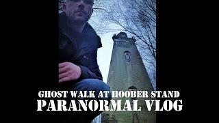 PARANORMAL Vlog #1 | GHOST Walk Tour | Hoober Stand HAUNTINGS | Rotherham Ghost SIGHTINGS