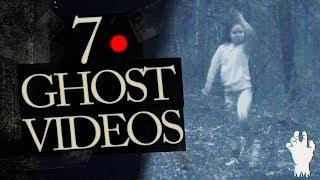 7 Mysterious Paranormal Events Caught on Tape