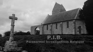 Apparition fantôme au Mont Doville lors d' une enquête de Paranormal Investigations Belgique