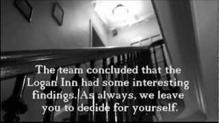 Scream Paranormal Research investigates the Logan Inn - New Hope, PA