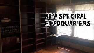 SPECTRAL UPDATE! New Historic House BIG THINGS COMING WOLFPACK vlog