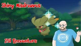 Live Shiny Miscdreavus - Ghost Hunting Month! (Twitch Highlight)