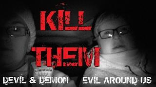 DEATH THREATS FROM THE DEVIL & IN SEARCH OF THE MURDERED MINER