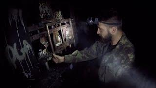 ABANDONED MILITARY TUNNELS EXPLORATION part2: