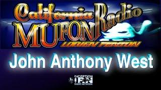 John Anthony West - Rogue Egyptology - California Mufon Radio