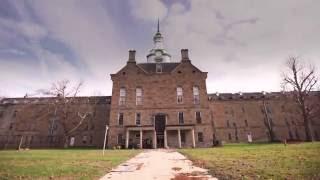 Nick Groff en terrain hanté: l'asile Allegheny
