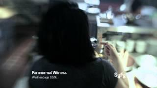 "Paranormal Witness: ""Dining with the Dead"" Sneak Peek 