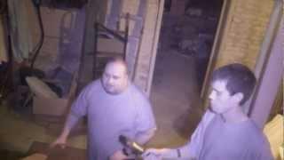 PEP --- Karsten Inn team 1 outtakes' ghost hunt