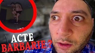 ACTE DE BARBARIE ? ETRANGE EXPERIENCE (Chasseur de Fantômes) [Explorations Nocturnes] Hanté