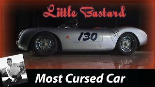 """The """"Little Bastard"""" Curse - Most Haunted Car In The World"""