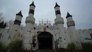 Abandoned Theme Park - Camelot (Found Castle)