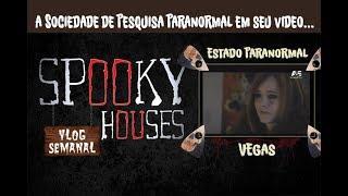 "Análise Espiritual - Paranormal State ""Vegas"""