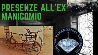 INDAGINE EX MANICOMIO DI MAGGIANO 3°EPISODIO