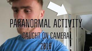Paranormal Activity caught on camera! - 2016 COMPILATION