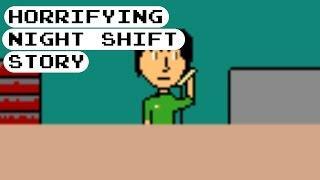 Horrifying Night Shift Story (Animated) - Mr.Nightmare