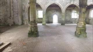 The Most Haunted, Abandoned Church in the UK, Viewed Via Drone: Skidbrooke Church In Lincolnshire.