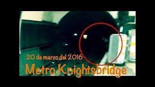 Psicofonías en el metro de Londres / Ghost Area - Area Fantasma
