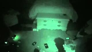 Canton Home Investigation-Shadow Person Caught on Film!