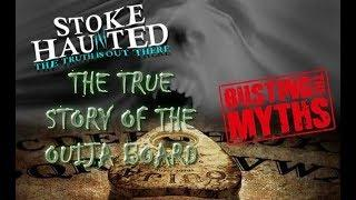 true history of the OUIJA BOARD