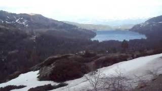 Donner Lake A Scenic View