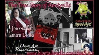 The Amityville Horror (Hoax or Fact) Interview with Laura Didio on Dead Air Paranormal