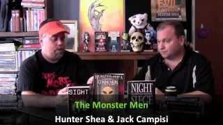 Monster Men Ep. 30: UFOs, Aliens and Other Close Encounters