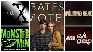 Monster Men Ep. 101: X-Files, Walking Dead, Bates Motel, Ash vs. Evil Dead