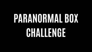 Paranormal Box Challenge - The Game That Could Make Your House HAUNTED