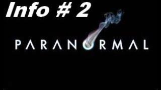 Info Paranormal # 2 Les médiums ( N-P-I ).