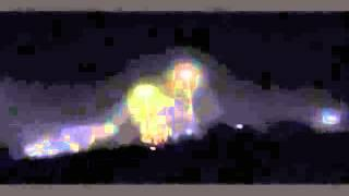 Ovnis   13 de Abril 2012, Triangulo UFO sobre Rusia