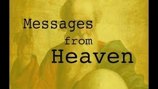 Can We Get Messages From HEAVEN? Listen to these...