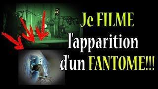 Lieux Hantés- JE FILME UN FANTOME!!!